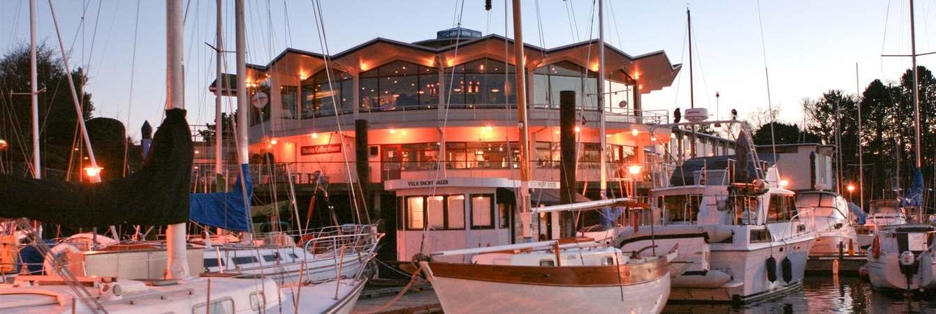 Oak Bay Marina and Dockside Eatery